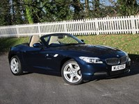 Used BMW Z4 2.5i sDrive23i 2dr Full Ivory Leather