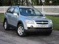 Used Chevrolet Captiva VCDi LT 5dr Low Mileage.