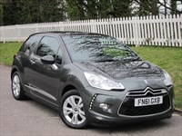 Used Citroen DS3 VTi 16V DStyle 3dr Low Mileage!