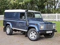 Used Land Rover Defender 110 LWB County Hard Top Td5