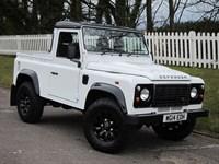Used Land Rover Defender 90 I Pickup 4WD No Vat