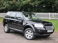 Used Land Rover Freelander Td4 GS 5dr Auto Full Leather!