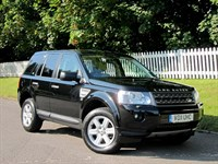 Used Land Rover Freelander TD4 GS 5dr Auto Low Mileage!