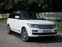 Used Land Rover Range Rover SDV8 Vogue SE 4dr Auto Sunroof,