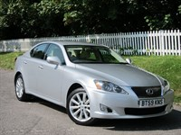 Used Lexus IS 220d SE-I 4dr [2009] [148g/km]