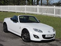 Used Mazda MX-5 Sport Black Roadster 2dr Limited Edition