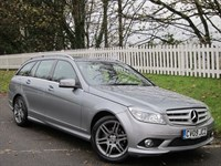 Used Mercedes C220 C CLASS TD CDI Sport 5dr