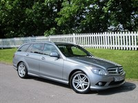 Used Mercedes C220 C CLASS CDI Sport 5dr