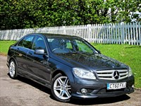 Used Mercedes C250 C CLASS CDI BlueEFFICIENCY Sport 4dr Auto