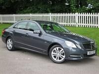 Used Mercedes E220 E Class CDI BlueEFFICIENCY Executive SE 7G-Tronic 4dr
