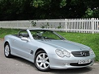 Used Mercedes SL500 SL CLASS [7] 2dr Tip Auto Low mileage!