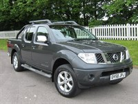 Used Nissan Navara 2.5dCi Outlaw Pickup
