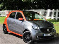 Used Smart Car Forfour Edition 1 Softouch 5dr