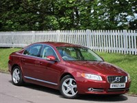 Used Volvo S80 D3 SE Lux 4dr