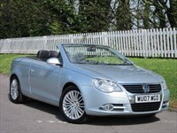 Used VW Eos TDI Sport 2dr DSG Value For Money !
