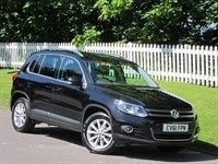 Used VW Tiguan TDI BlueMotion Tech SE 5dr (start/stop)