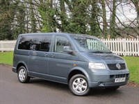 Used VW Transporter SHUTTLE TDI T30 S Minibus 9 seater