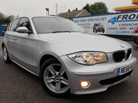 Used BMW 118d 1 SERIES Sport 5dr LOW MILEAGE, JUST SERVICED