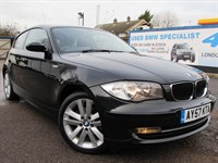 Used BMW 118i 1 SERIES SE 3dr 17 ALLOYS-LEATHER-AUTOMATIC