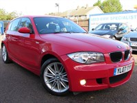 Used BMW 118i 1 SERIES M Sport 5dr FORMER KEEPER