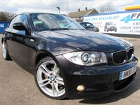 Used BMW 120d 1 SERIES M Sport 2dr £7000 OF EXTRAS, BMWSH