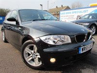 Used BMW 120d 1 SERIES Sport 5dr