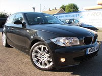 Used BMW 120d 1 SERIES Sport 5dr BMW SERVICE HISTORY