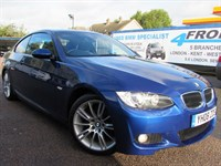 Used BMW 320i 3 SERIES M Sport 2dr Auto BLUETOOTH, XENONS, LEATHER