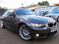 Used BMW 320i 3 SERIES M Sport 2dr BLUETOOTH, XENONS, BMWSH