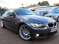 Used BMW 320i 3 SERIES M Sport 2dr BLUETOOTH, XENONS, BMWSH