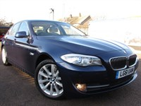 Used BMW 525d 5 SERIES 3.0TD SE 4dr SAT/NAV, BLUETOOTH, XENONS