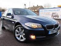 Used BMW 525d 5 SERIES TD SE 4dr SAT NAV-LOW MILEAGE-BLUETOOTH