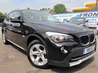 Used BMW X1 xDrive18d SE 5dr