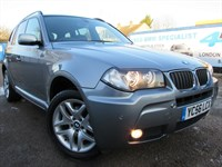 Used BMW X3 2.0d M Sport 5dr 4WD FULL LEATHER, BMWSH