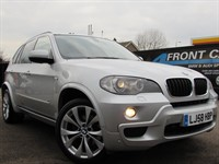 Used BMW X5 d M Sport 5dr