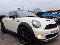Used MINI Coupe SD Cooper S 3dr