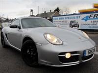 Used Porsche Cayman 2dr SAT/NAV, BLUETOOTH, LEATHER
