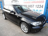 Used BMW 120d 1 SERIES Sport 5dr FULL SERVICE HISTORY