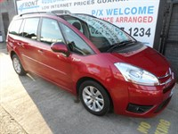 Used Citroen C4 Picasso HDi VTR+ 5dr 7 SEATER DIESEL AUTOMATIC