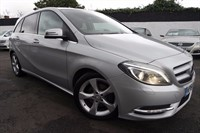 Used Mercedes B180 CDI B Class Sport 7G-DCT 5dr