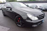 Used Mercedes CLS320 CDI CLS 7G-Tronic 4dr