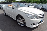 Used Mercedes E200 E CLASS BlueEFFICIENCY Sport Edition 125 2dr (start/stop)