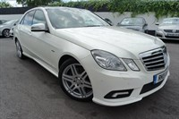 Used Mercedes E220 E Class CDI BlueEFFICIENCY Sport 4dr