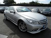 Used Mercedes E350 E CLASS CDI Sport 2dr