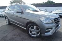 Used Mercedes ML250 M Class CDI BlueTEC Sport 5dr