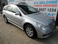 Used Mercedes R320 R CLASS CDI SE 5dr Auto PAN ROOF AND SAT NAV