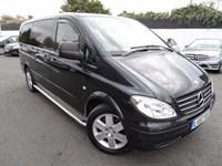 Used Mercedes Vito CDi Traveliner 120CDi Minibus