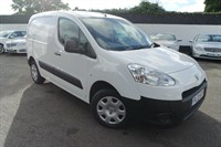 Used Peugeot Partner HDi Professional L1 Panel Van