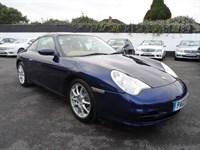 Used Porsche 911 Targa 2dr PORSCHE SERVICE HISTORY