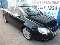 Used VW Eos TDI Sport 2dr BARGAIN TO CLEAR